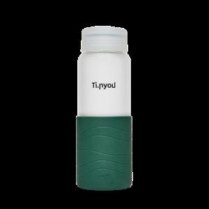 Ti.Bottle-verde muschio